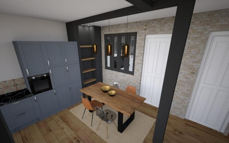 salle-à-manger-industrielle
